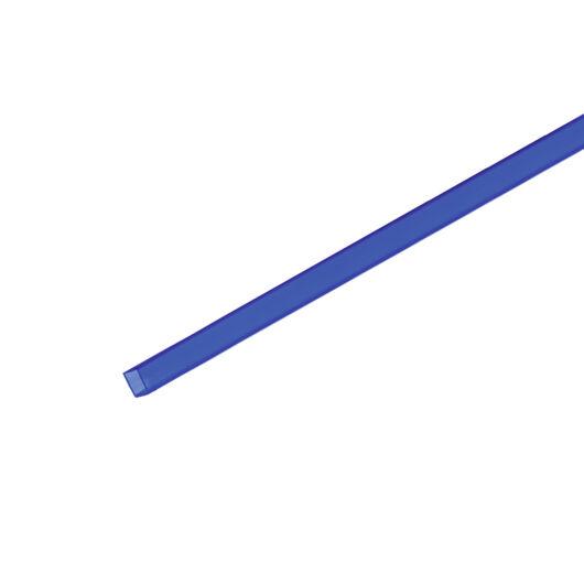 EUROLITE Tubing 10x10mm blue 2m