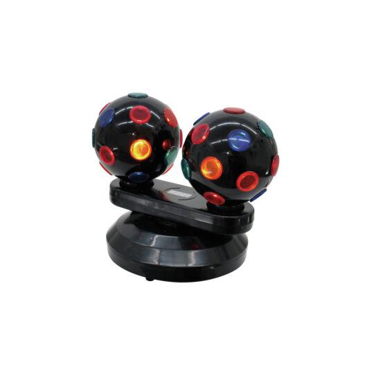 EUROLITE Mini Double ball Eeam Effect